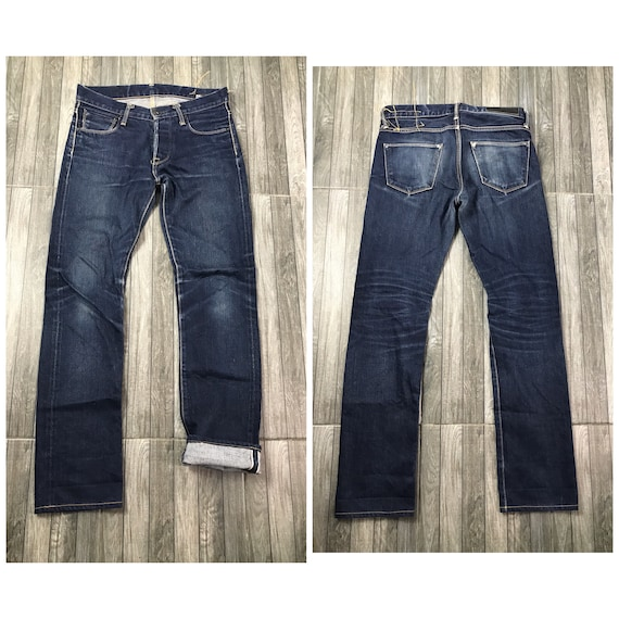 Japanese denim KURODENIM selvedge