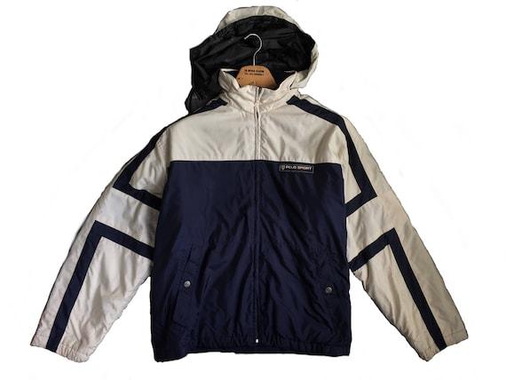 90's vintage Polo sport Ralph lauren jacket/ polo