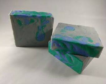 The Man in the Woods Soap