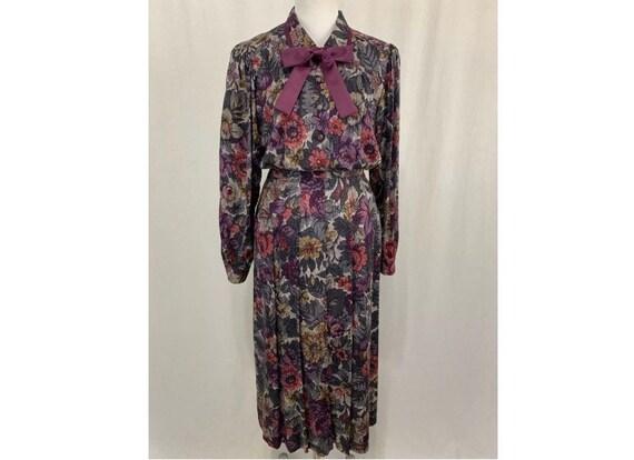 Vintage Givenchy En Plus 2pc Matching Set Blouse &