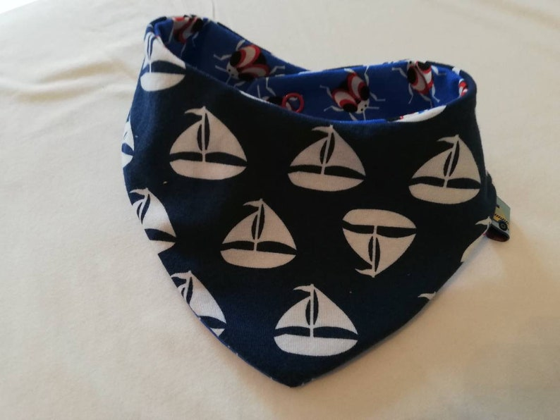 Neck scarf from 6 months Young Beetle Boats