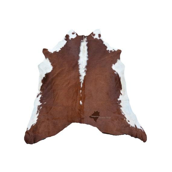 e6d8fe56b1b Cow Leather Rug cowhide rug Tapis en peau de vache kuhfell   Etsy