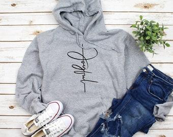433b701583f392 Plus size hoodie