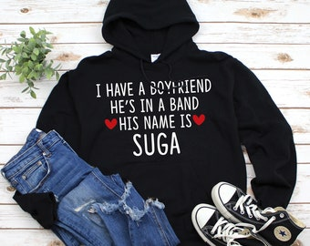 dbc9829c5dd A Cup Of Tae With Suga And Kookie BTS Hoodie BTS Shirt