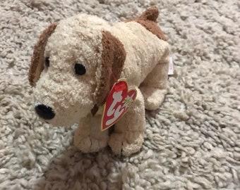 c9c13e883d7 Ty Beanie Babie - Dog - 2000 - Rufus