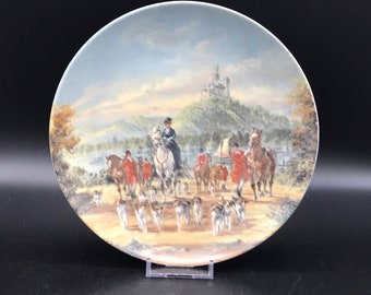Furstenberg Plate, An Der Beaubacher, fahre ,Boxed with papers
