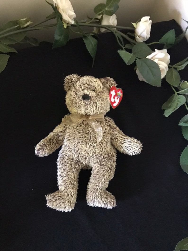 Bear Date Errors 2002 Ty Beanie Babie Harry