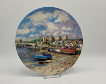 Safe Harbours Series - Conway by Wedgwood, Danbury Mint - with Certificate