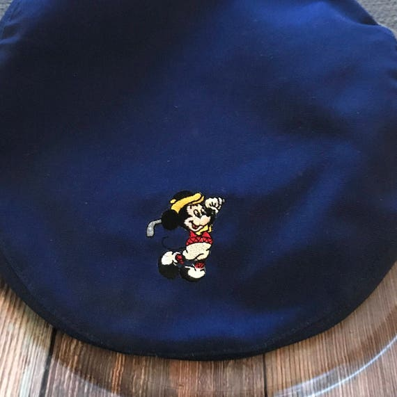 Mickey Mouse Golf Hat  364498343c2