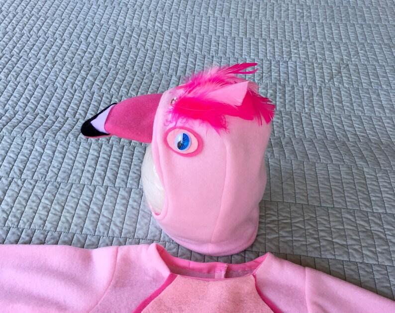 InfantToddler Flamingo Costume