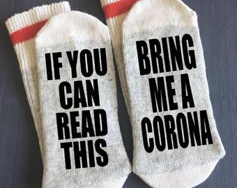 Beer socks | Etsy