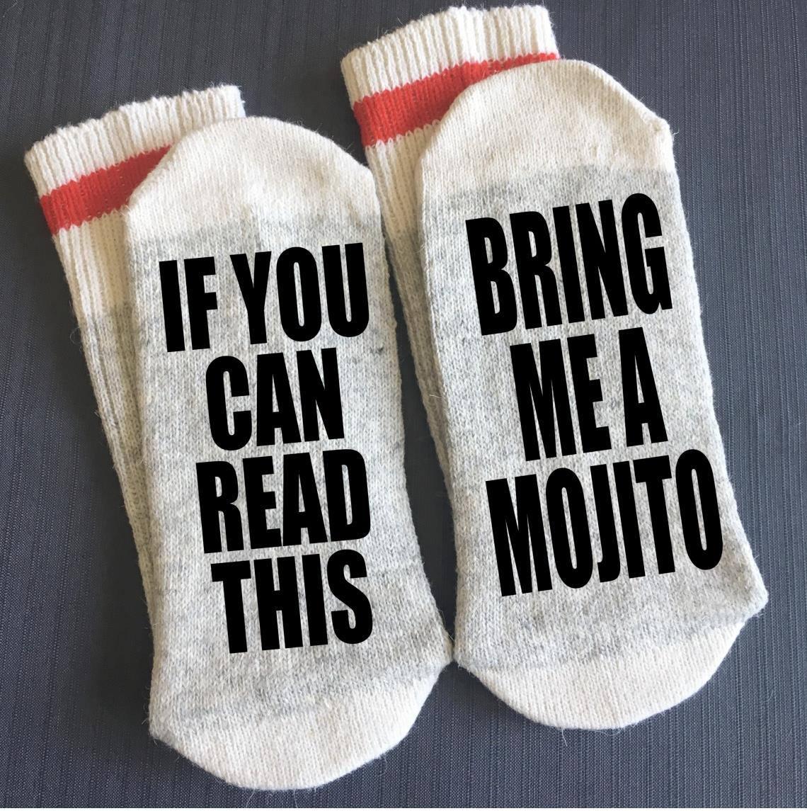 Mojito-beste Freund Geschenk-Weihnachten-Secret Santa   Etsy