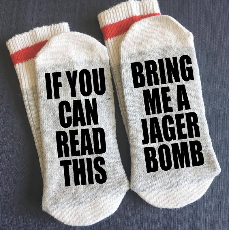 Jager Jagerbomb Gifts If You Can Read