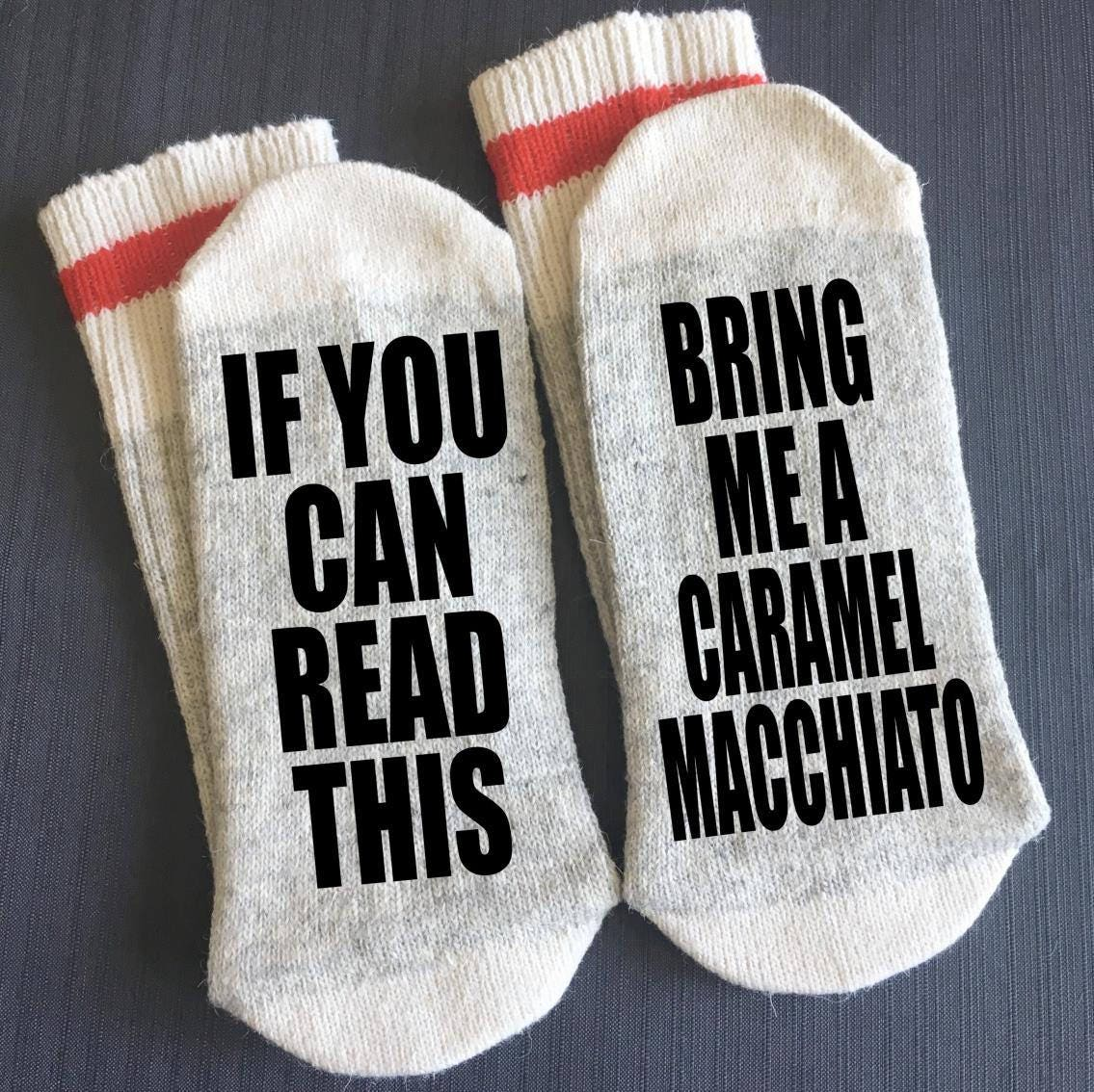 Kaffee-Kaffee Geschenke-Caramel Macchiato-Latte   Etsy
