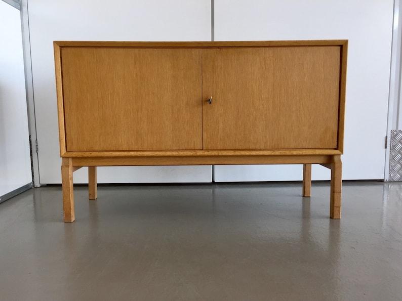 Ikea Credenza Rovere : S erik wørtz per il metà secolo madia in rovere etsy