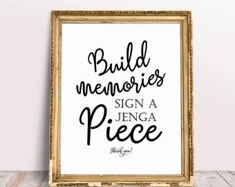 Build memories   Etsy