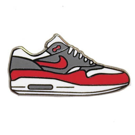 Nike Air Sneaker 1 Pin Emaille Max harte QhtsdxBrC