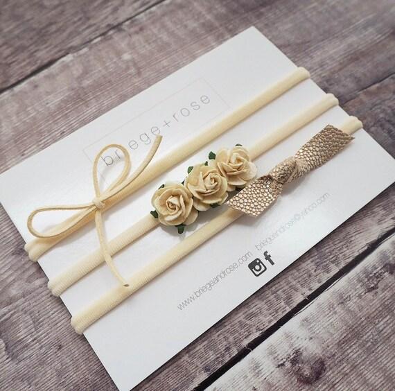 Headband Gift Pack - lemon