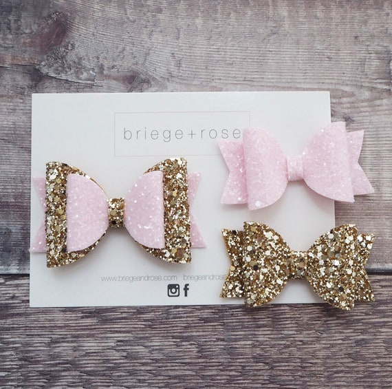 Pink and Gold Gift Set