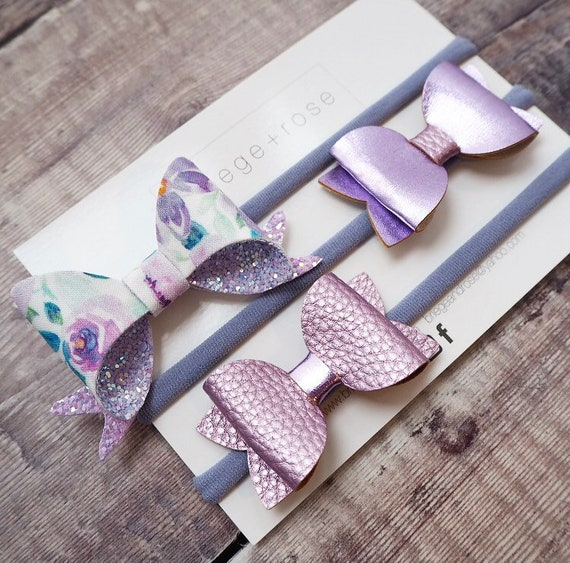 Beauty Trio - lilac