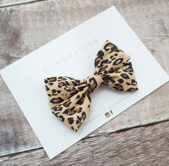 Leopard Print Pinch