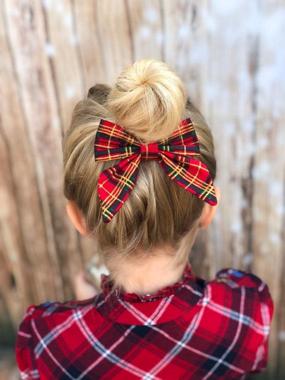 Tartan Sailor Bow