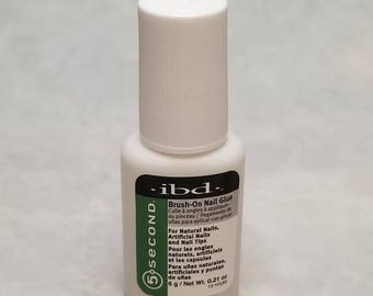 IBD Brush-On Nail Glue 6g