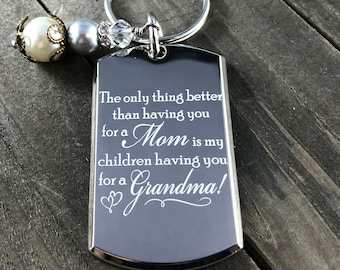 Only thing better than having you as a mom • Mother's Day gift
