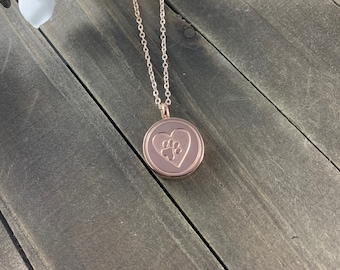 Cremation necklaces • Engraved urn keepsakes