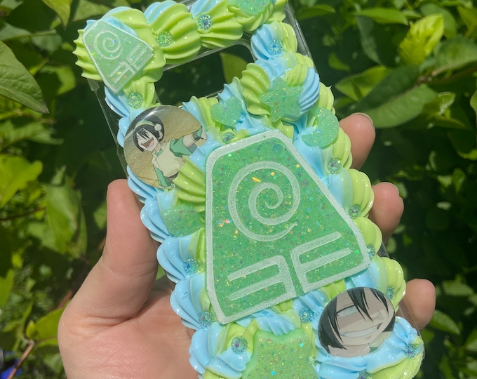 Featured listing image: Toph Decoden Phone Case