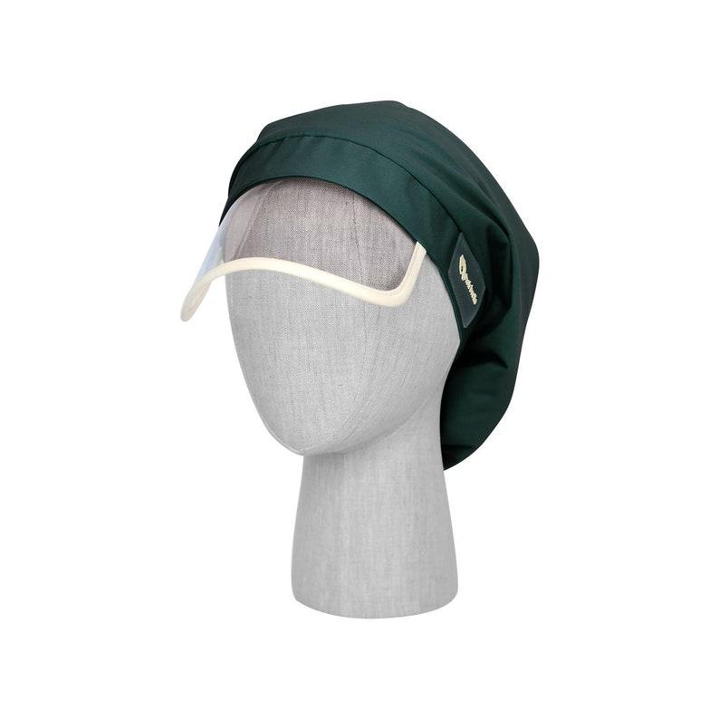 3af0d56294cc6 Rain Hat Stylish Women's Rain Hat Satin-Lined for Hair | Etsy