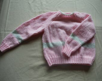 6-12 month Double Knit Jumper