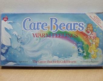 Care Bears Warm Feelings Board Game