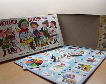The Mother Goose Board Game