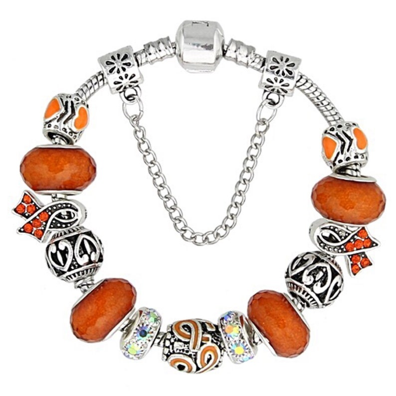 MS multiple sclerosis 20cm awareness bracelet