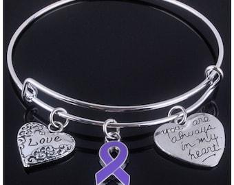 Dementia Remembrance bangle