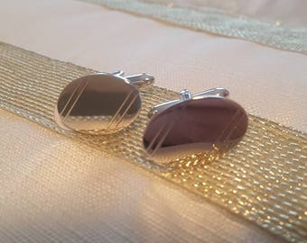 Vintage Men's Cuff Links