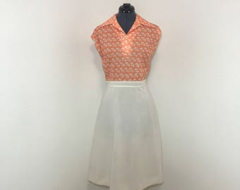 1960s STRAIT LANE dress