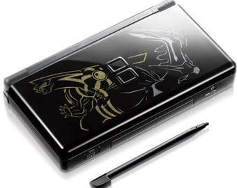 Nintendo DS Lite remplacement complet logement Shell écran Lens Kit noir Pokemon! for sale  Delivered anywhere in Canada