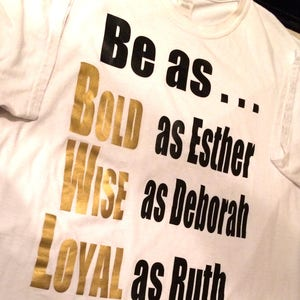 Godly woman clothing