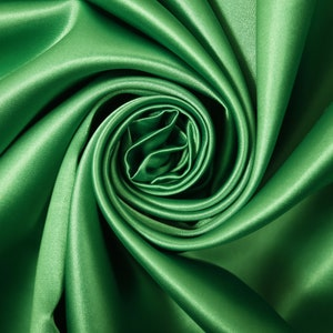 Polyester Fabric Green Fabric By Meter Fabric Apparel Fabric Bridal Fabric Fashion Fabric Clothing Craft Supplies