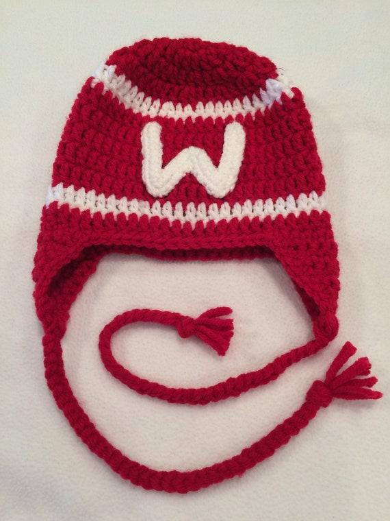 e945907b197 Baby Wisconsin Badger Hat