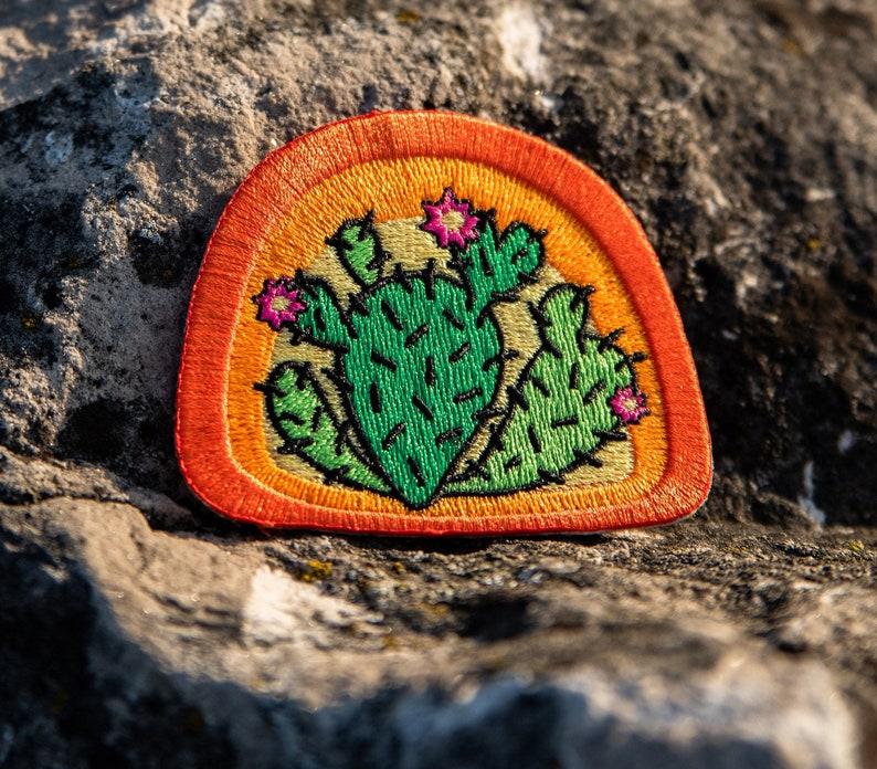 Cactus Love Patch
