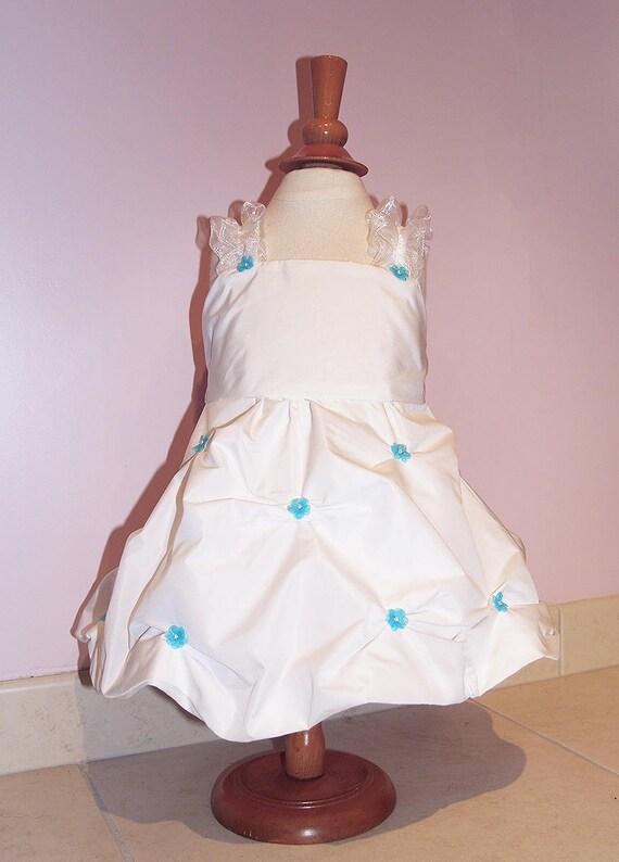 Tulle and taffeta celebration dress Lisie tall