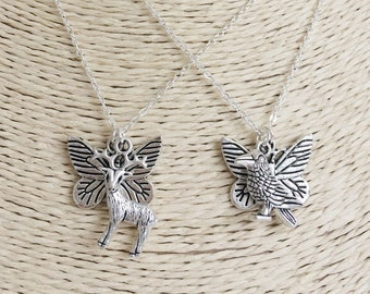 Life is Strange/Before the Storm - PriceField / AmberPrice Silver Fine Chain Necklace - Handmade