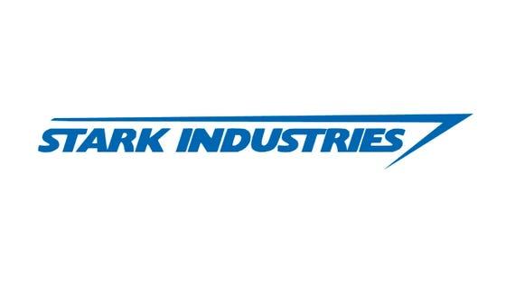 STARK INDUSTRIES Iron Man Vinyl DecalsStickers For Car Etsy - Vinylboden für industrie