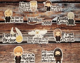Wizards - Stickers