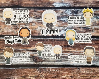 The Witcher - Fantasy Stickers