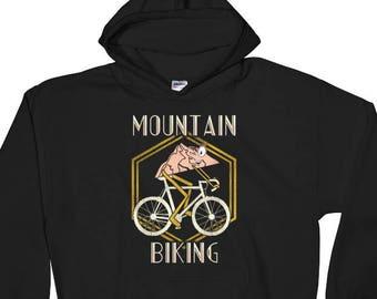Mountain Biking Hoodie