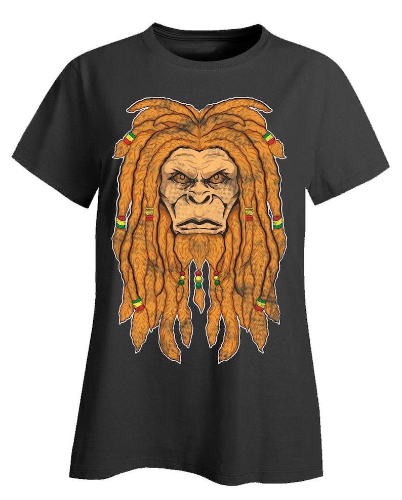 97feceab1 Women's Bigfoot Shirt Sasquatch Shirt Bigfoot Tee | Etsy